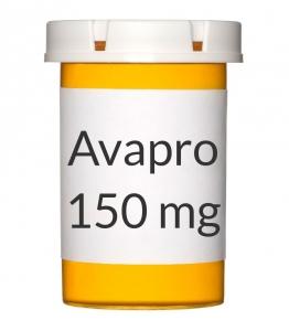Avapro 150mg Tablets