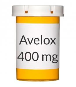 Avelox 400mg Tablets