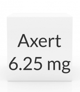 Axert 6.25mg Tablets - (6 Tablet Pack)