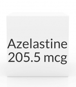 Azelastine 0.15%(205.5mcg)  Nasal Spray (30ml Bottle)