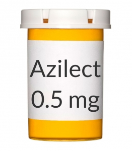 Azilect 0.5mg Tablets