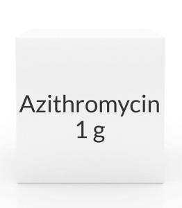 Azithromycin 1g Single Dose Packet- 3ct