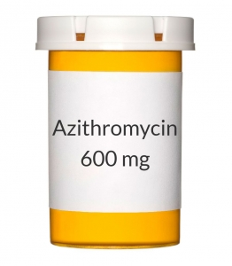 Azithromycin 600mg Tablets