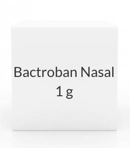 Bactroban Nasal 2% Ointment 1g Tubes - Pack of 10 Tubes