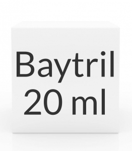 Baytril 2.27% Injectable Solution (20ml Vial)