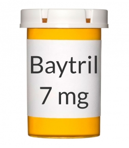 Baytril 22.7mg Purple Enteric Coated Tablets