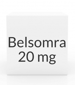 Belsomra 20mg Tablets- 30ct Pack