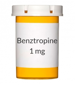 Benztropine 1mg Tablets