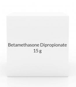 Betamethasone Dipropionate 0.05% Non-Augmented Ointment (15g Tube)