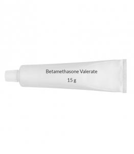 Betamethasone Valerate 0.1% Ointment (15g Tube)