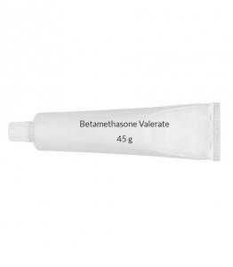 Betamethasone Valerate 0.1% Ointment (45g Tube)