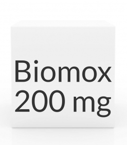 Biomox  (Amoxicillin) 200 mg Tablets