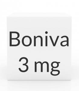 Boniva 3mg/3ml Syringe Kit Box