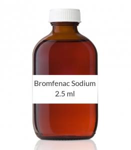 Bromfenac Sodium 0.09% Opthalmic Solution (2.5 ml)