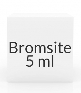 Bromsite 0.075% Ophthalmic Drops- 5ml