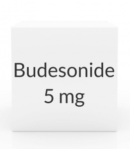 Budesonide 0.5mg/2ml Suspension (30 x 2ml Vials per Box)