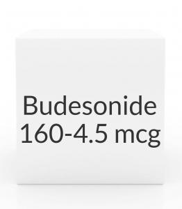 Budesonide (Symbicort) 160-4.5mcg Inhaler- 120 doses