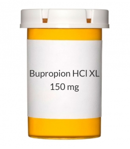 Bupropion HCl XL 150 mg Tablets (Generic Wellbutrin XL)