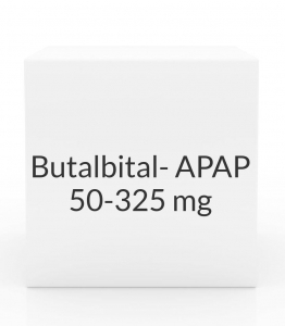 Butalbital- APAP 50-325mg Tablet