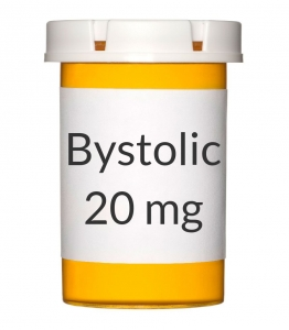 Bystolic 20mg Tablets***MANUFACTURING ISSUES CAUSING MARKET SHORTAGE. NO EXPECTED RE-STOCK DATE PROVIDED***