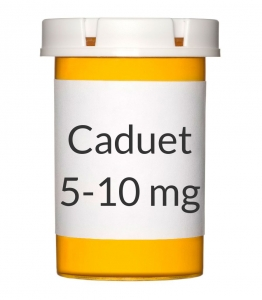 Caduet 5-10mg Tablets