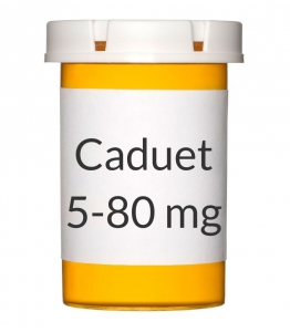 Caduet 5-80mg Tablets