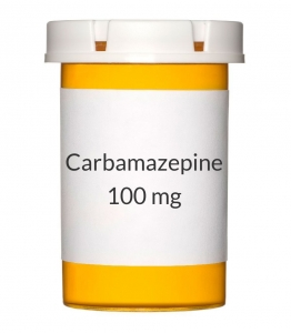 Carbamazepine 100 mg Chewable Tablets