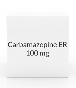 Carbamazepine ER 100mg Capsules (Prasco)