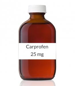 Carprofen 25mg Caplets-180 Count Bottle
