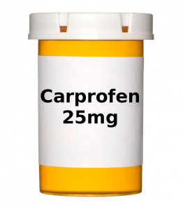 Carprofen 25mg Caplets