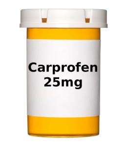 Carprofen 25mg Caplets