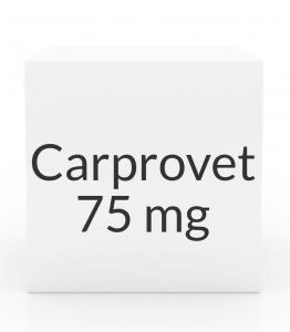 Carprovet (Carprofen) 75mg Flavored Tablets for Dogs