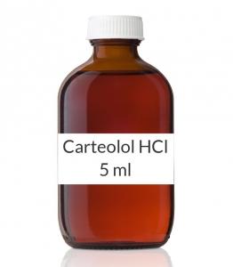 Carteolol HCl 1% Eye Drops (5 ml Bottle)