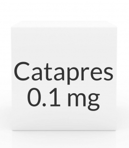 Catapres 0.1 mg Tab