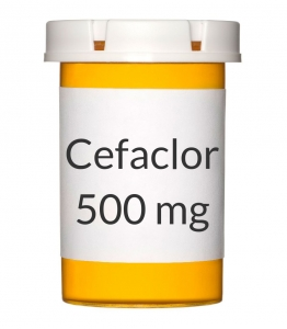 Cefaclor 500mg Capsules