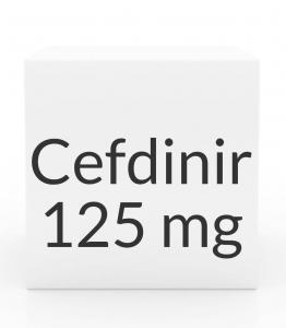 Cefdinir 125mg/5ml Oral Suspension- 60ml