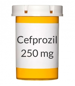 Cefprozil 250mg Tablets (Generic Cefzil)