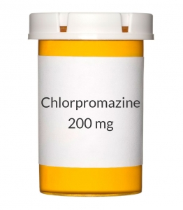 Chlorpromazine 200mg Tablets