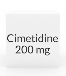 Cimetidine 200 mg Tablets (Prescription Only)