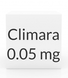 Climara 0.05mg/Day Patch - Pack of 4