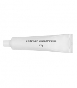 Clndamycin-Benzoyl Peroxide 1.2-5% Topical Gel - 45g Tube (Generic Duac)