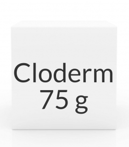Cloderm 0.1% Cream- 75g Pump
