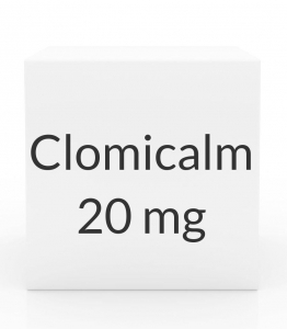 Clomicalm 20mg Tablets- 30 Count Bottle(Blue)