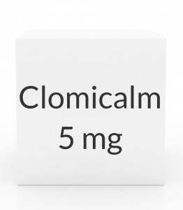 Clomicalm 5mg Tablets- 30 Count Bottle(Yellow)