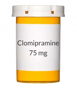Clomipramine 75 mg Capsules