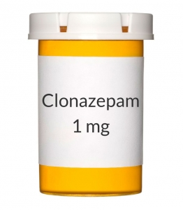Clonazepam 1mg Tablets