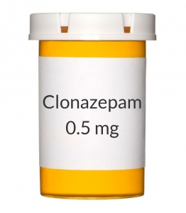 Clonazepam 0.5mg Tablets