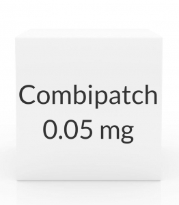 Combipatch 0.05mg/0.25mg per Day (Box of 8 Patches)
