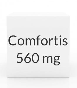 Comfortis 560mg Chewable Tablets(Dogs 20.1-40 lbs)-6-Pack(Green)
