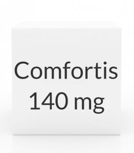 Comfortis 140mg Chewable Tablets(Cats 4.1-6 lbs Dogs 5-10 lbs)-6-Pack(Pink)